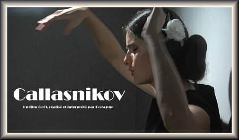 Affiche du film de Personne sur la Callas : Callasnikov