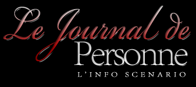 Le journal de Personne