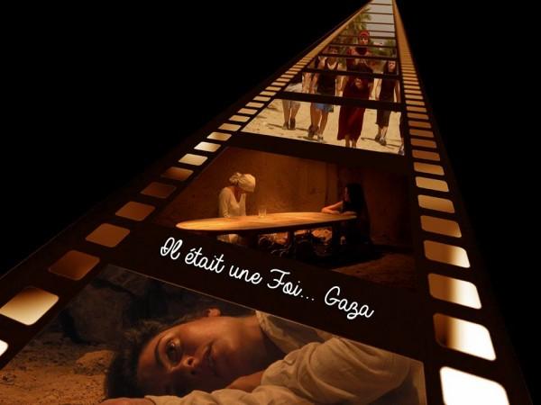 Guichet du film Il était une Foi... Gaza