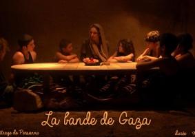 affiche miniature du film La bande de Gaza