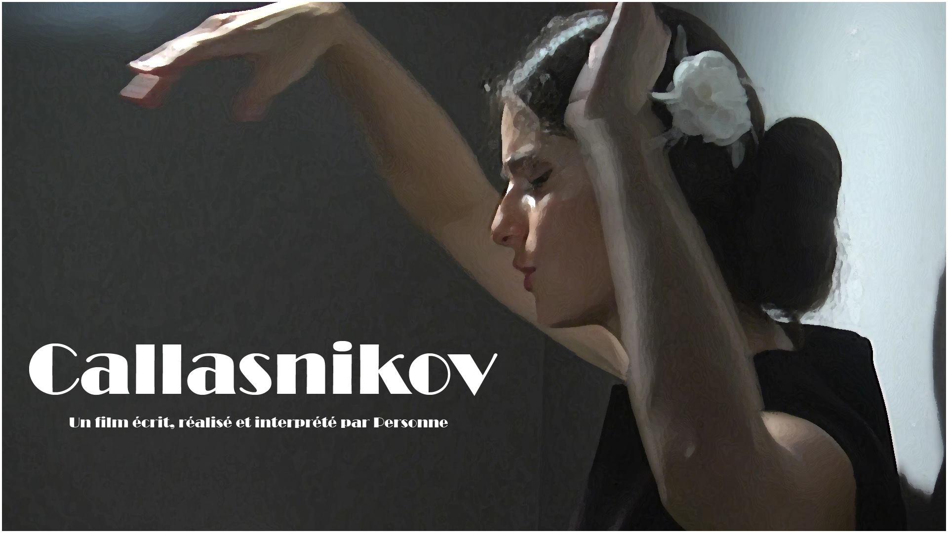 Campagne de soutien du film de Personne sur la Callas : Callasnikov – prévente d'accès et «coproducteur donateur» jusqu'au 29 septembre