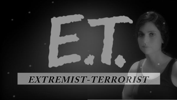 E.T. EXTREMIST-TERRORIST