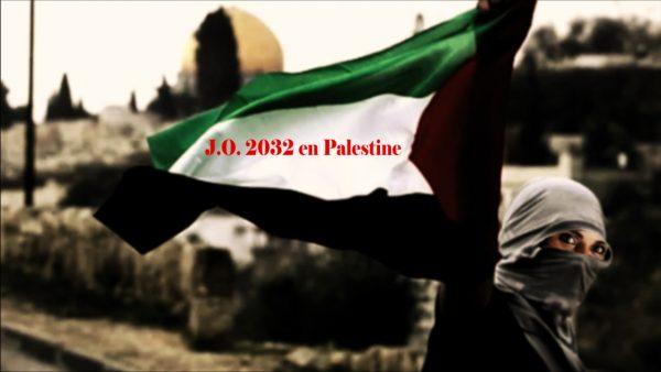 J.O. 2032 en Palestine !